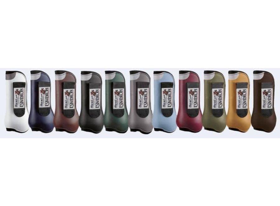 Flexisoft peesbeschermer Grey