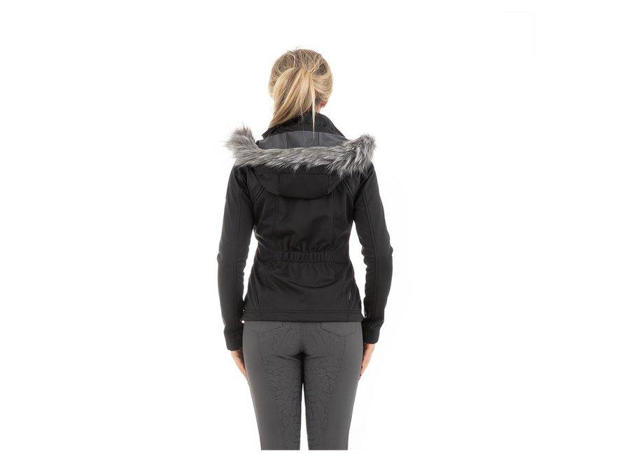 3 Layer Jacket Zwart