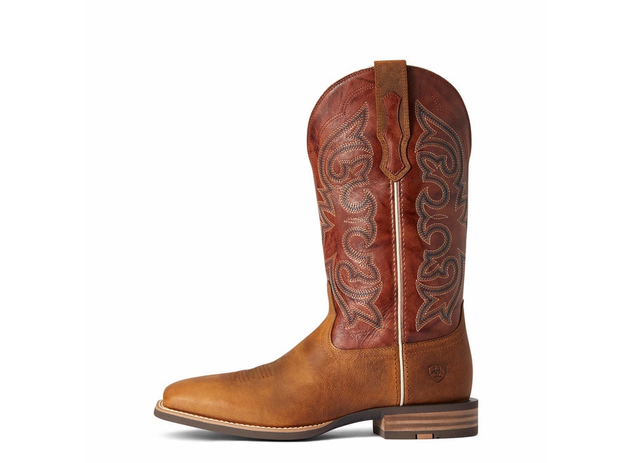 Everlite Go Getter Sorrel Crunch Western  Boot