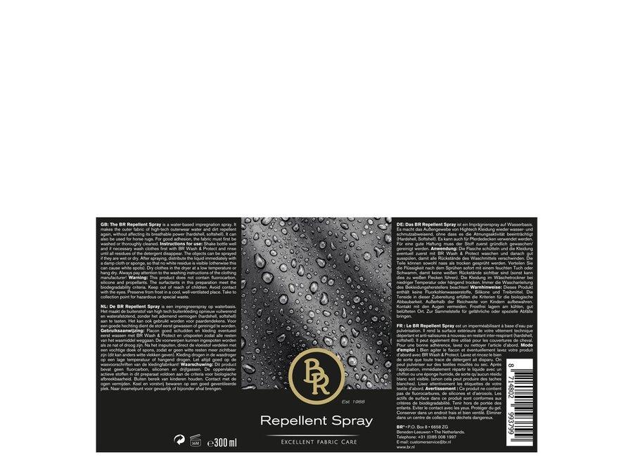 BR Repellent Spray Vuilwerend Waterafstotend 300ml