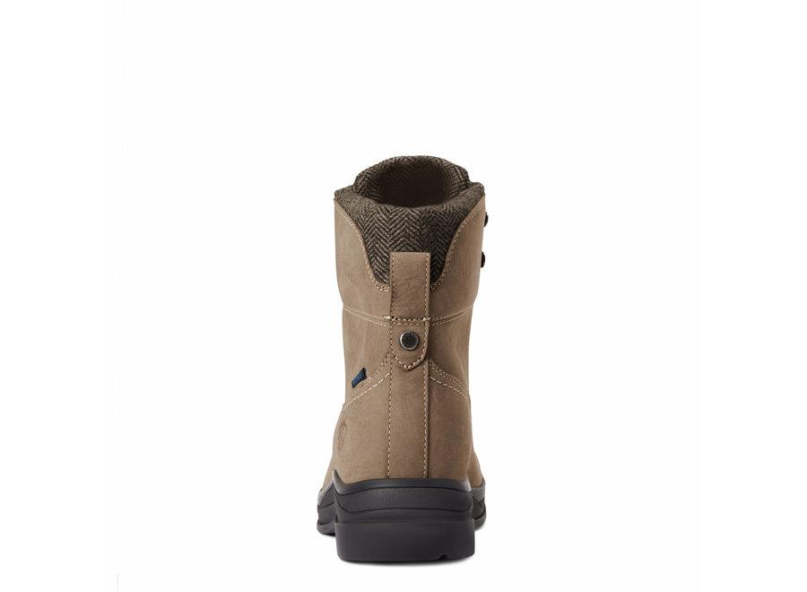 Harper Waterproof Boot Dark Earth