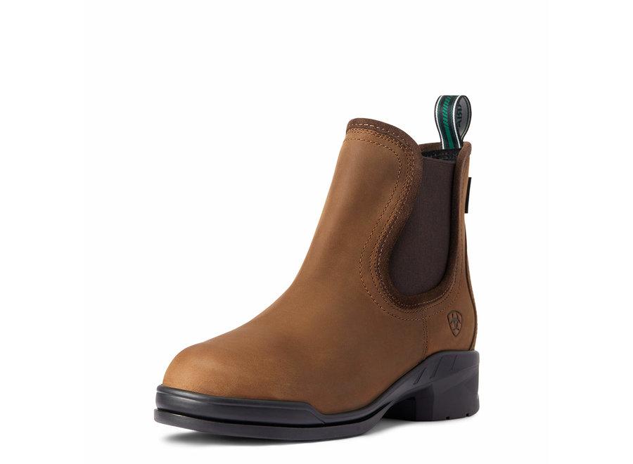 Keswick Steel Toe Distressed Brown