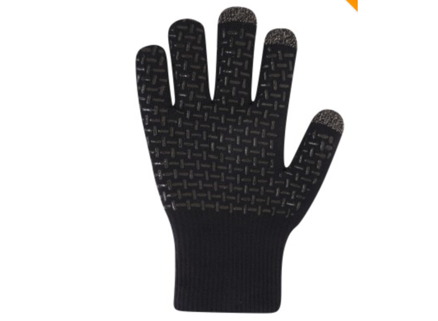 Handschoen Waylinn Waterproof Meteorite