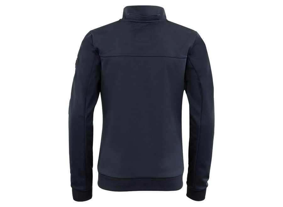 Jas 4-EH Softshell Sidney Total Eclipse