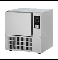 Gastro-Inox Gastro-Inox snelvriezer    3x GN1/1   Roestvrijstaal    620x650x670(h)mm