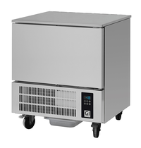 Gastro-Inox Gastro-Inox snelvriezer    5x GN1/1   Roestvrijstaal    790x730x880(h)mm