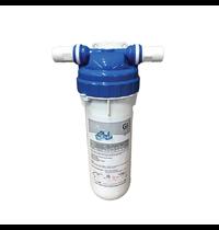 Gastro-Inox Gastro-Inox waterfilter/ontharder voor ijsblokjesmachines | 3/4 inch | Kunststof | 310x120(h)Ø)mm