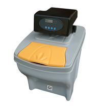 Gastro-Inox Gastro-Inox volautomatische waterontharder | 3/4 inch | Kunststof |  280x410x470(h)mm