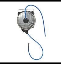 Gastro-Inox Gastro-Inox haspel | Met 12 meter slang