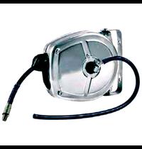 Gastro-Inox Gastro-Inox haspel | Met 15 meter slang