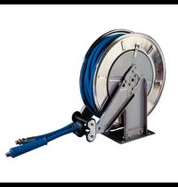 Gastro-Inox Gastro-Inox haspel | Met 20 meter slang