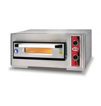 GMG GMG Pizzaoven |  1x4 Ø30cm | 1 Kamer van edelstaal | 5 Kw | 950x850x410(h)mm