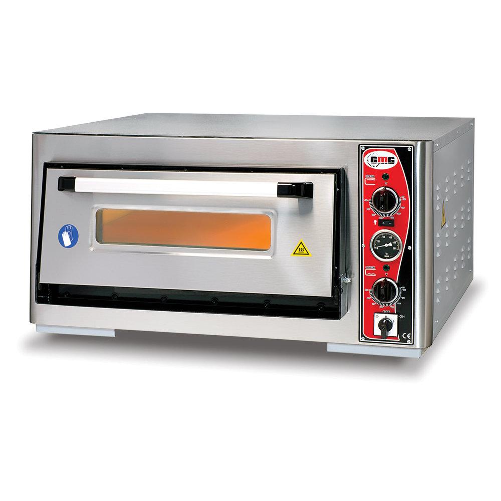 GMG Pizzaoven |  1x4 Ø30cm | 1 Kamer | 5 kW | 890x810x430(h)mm