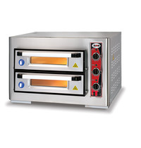 GMG GMG Pizzaoven |  4+4 25Øcm |  2 Kamers | 6 kW | 800x730x520(h)mm