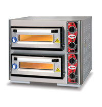 GMG GMG Pizzaoven |  4+4 25Øcm | 2 Kamers | 8 kW | 800x730x630(h)mm