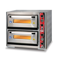 GMG GMG Pizzaoven |  4+4 34Øcm | 2 Kamers | 10 kW | 970x890x760(h)mm