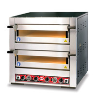 GMG GMG Pizzaoven |  4+4 30Øcm | 2 Kamers | 10 Kw | 840x840x820(h)mm