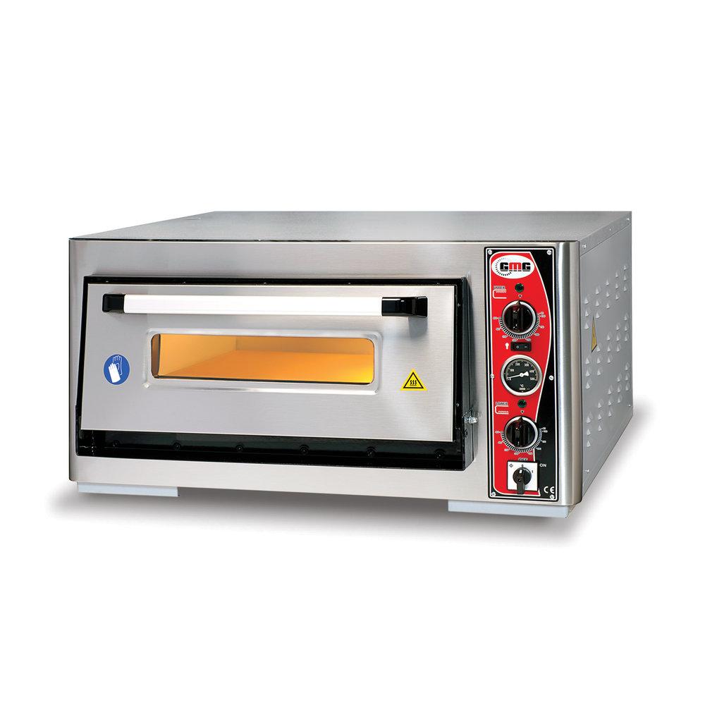GMG Pizzaoven |  1x4 Ø34cm | 1 Kamer | 5 kW | 970x890x430(h)mm