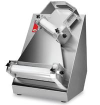 GMG GMG Deegroller-Pizzaroller Ø40cm   Roestvrijstaal   0,37kW   510x550x740(h)mm