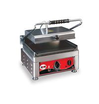 GMG GMG Contactgrill/Panini grill | Bovenplaat Geribd/Onderplaat glad  25x25cm | 1,75kW | 290x44x300(h)mm