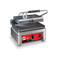 GMG GMG Contactgril/Panini grill | Geribd 25x25cm  | 1,75kW | 290x44x300(h)mm