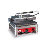 GMG GMG Contactgrill/Panini grill | Geribd 36x27cm | 2,5kW | 410x500x300(h)mm