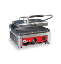 GMG GMG Contactgrill/Panini grill | Geribd 45x27cm | 3,0kW | 510x500x300(h)mm