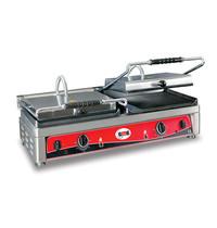 GMG GMG Contactgrill/Panini grill | Geribd 36x27cm | 2,5kW | 820x500x300(h)mm