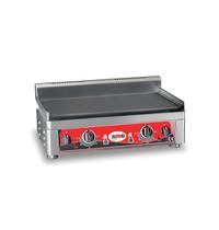 GMG GMG Bakplaat/Grillplaat | Glad 52x24cm | 2,2kW | 540x330x240(h)mm