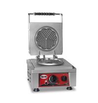GMG GMG Wafelijzer | Wafel grootte 1x  Ø16cm  | 2,2 kW | 300x440x320(h)mm