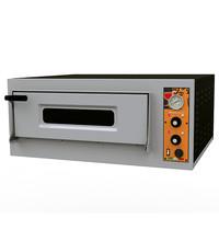Ristormarkt Pizzaoven Novizio | 6x Ø32cm  | 7,2kW | 975x1214x413(h)mm