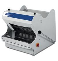 Mastro Broodsnijmachine Professioneel | Cap. 48x13cm - dikte 10mm | 0.37 kW/h | 650x650x700(h)mm