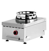Mastro Gas Tafel Wok Range | 1 brander | 13kW | 400x600x300(h)mm
