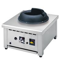 Mastro Gas Tafel Wok Range | 1 brander | 18kW | 600x650x467(h)mm