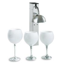 Mastro Glas Froster | 2x 1,5V | Met LED | 130x270x410(h)mm