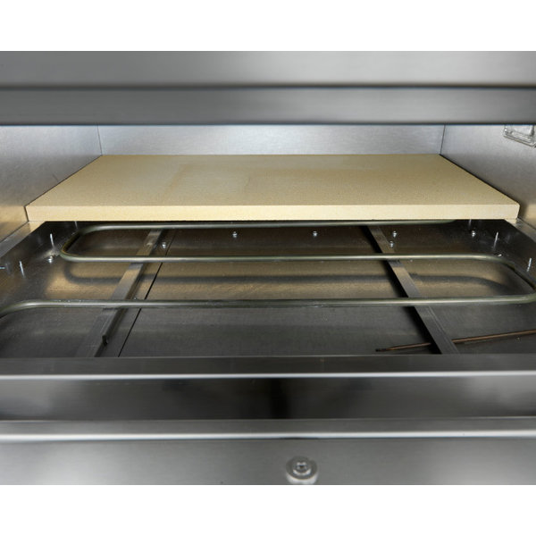 Mastro | Cuppone Pizzaoven | 4+4 35Øcm | 2 kamers  | 10,4kW | 1002x864x700(h)mm
