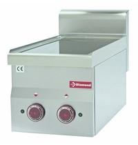 Diamond Fornuis vitrokeramisch met 2 kookplaten Top | 2x 1,8 kW/h | 300x600x280/400(h)mm