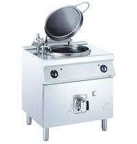 Diamond Kookketel rond elektrisch met directe verwarming op onderstel | 60 liter | 9,4 kW/h | 800x700x850/920(h)mm