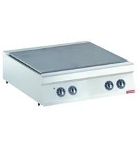 Diamond Kookplaat elektrisch 1 module Top   4x 2,5 kW/h   800x700x250/320(h)mm