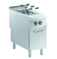 Diamond Pastakoker elektrisch op meubel (zonder korven) | GN 1/1 | 10 kW/h | 400x900x850/920(h)mm