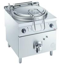 Diamond Kookketel elektrisch met indirecte verwarming op meubel | 150 liter | 21,5 kW/h | 800x900x850/920(h)mm