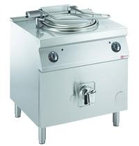 Diamond Kookketel gas met directe verwarming op meubel | 100 liter | 0,25 kW/h | 800x900x850/920(h)mm