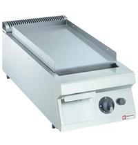 Diamond Bakplaat/Grillplaat Hard Verchroom Top | Bakplaat 344x647mm | 10kW | 400x900x250/320(h)mm