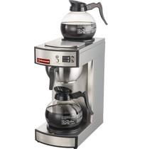 Diamond Koffiepercolator 1 groep + 2 verwarmplaten automatisch | 2,25kW/h | 196x360x430(h)mm