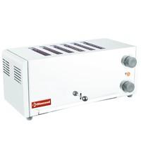 Diamond Broodrooster elektrisch RVS   6 sneden   3kW/h   480x200x240(h)mm