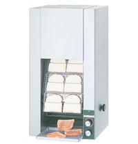 Diamond Toaster met verticale band | 720 sneden/h | 4 kW/h | 445x448x838(h)mm