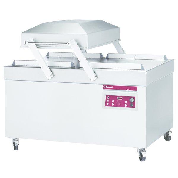 Vacuummachine met stolp | 160 m3/h | 5 kW/h | 1550x1145x1160(h)mm