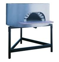Diamond Traditionele pizza-oven op hout Ø 1300mm | Cap. voor 6/7 pizza's Ø 300 mm | Gedemonteerd | 1050(h)mm