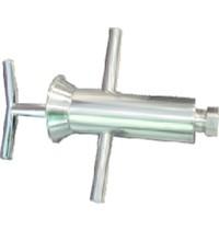 Diamond Churros manuele doseerder | 1,5 kg | 450x360x200(h)mm
