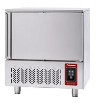 Diamond Snelvriesvel touch screen 20kg | 5x GN of 600x400mm | 230V | 790x830x880(h)mm